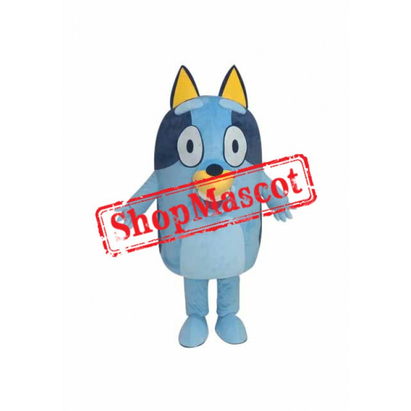 Affordable Bluey Mascot Costume