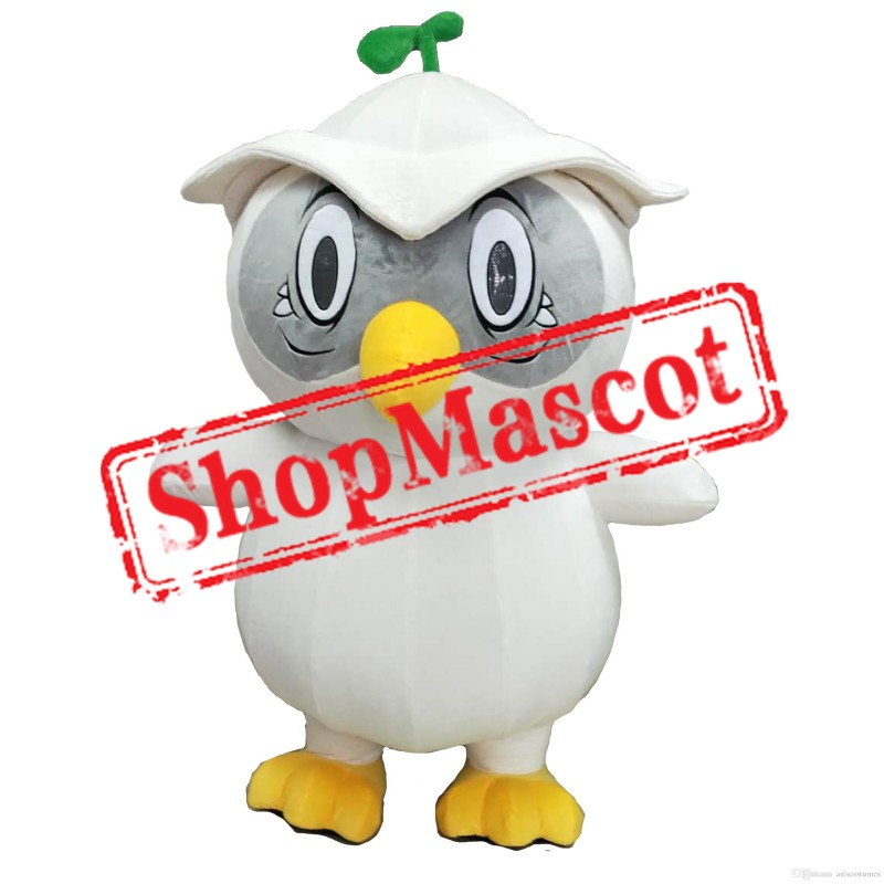 Super Lovely Owl Mascot Costume