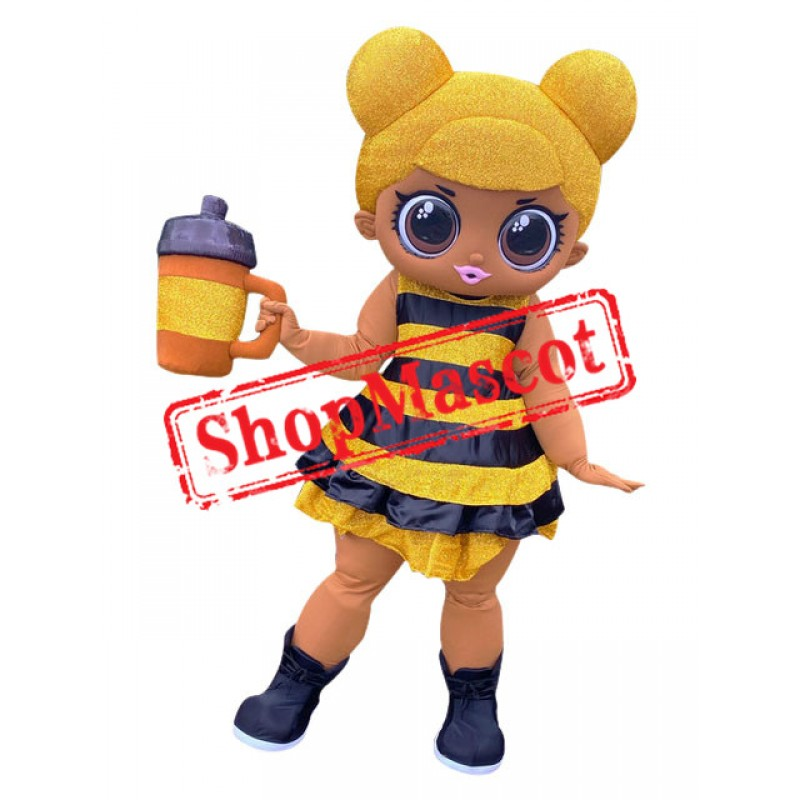 Superb LoL Doll BEE  Mascot Costume