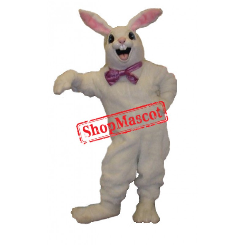Laughing Bunny Mascot Costume