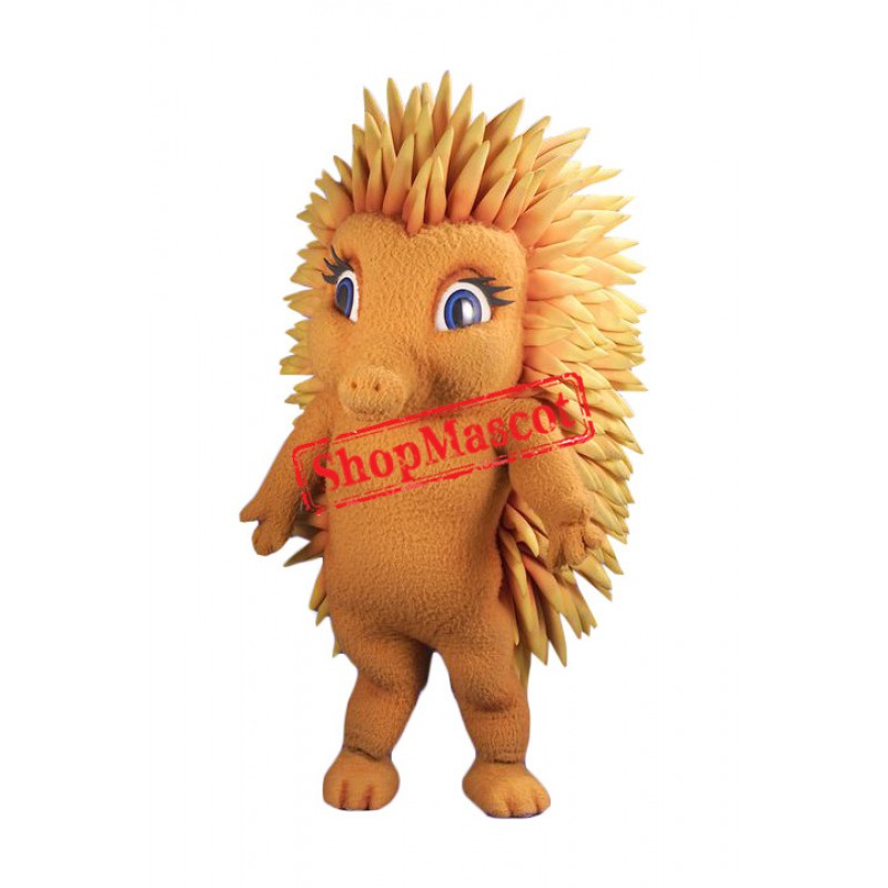 Superb Hedgehog Mascot Costume