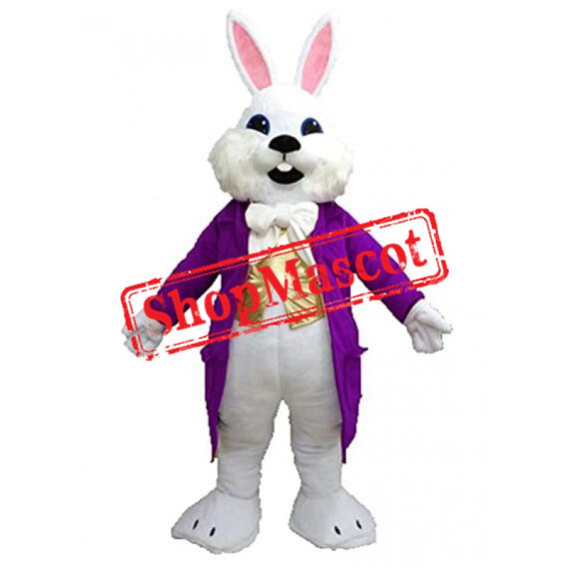 Easter Bunny Mascot Costume Available In US Warehouse