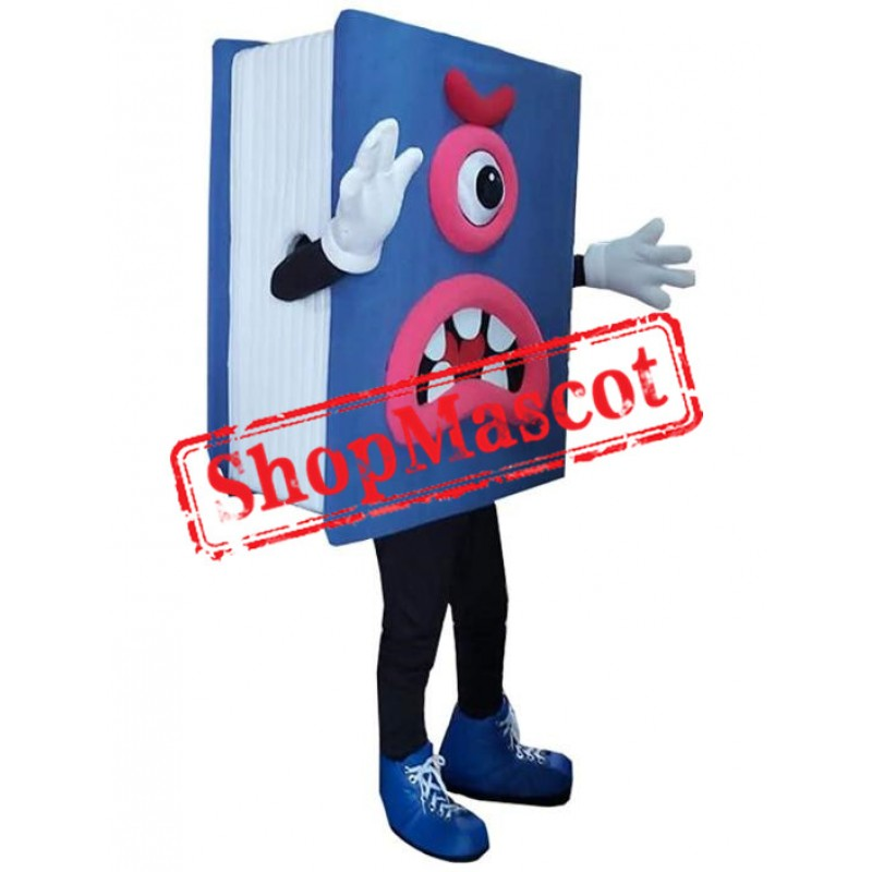 Funny Notebook Mascot Costume