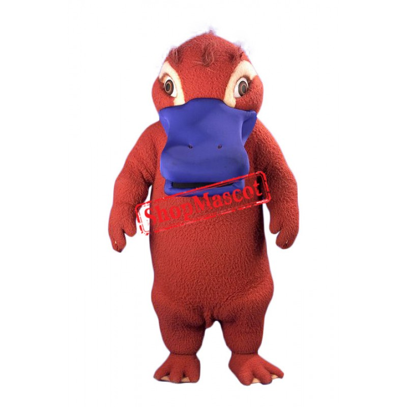 Superb Platypus Mascot Costume