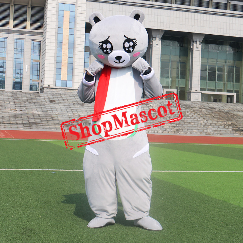 Affordable Cute Bear Mascot Costume