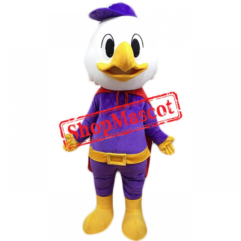 Super Cute Eagle Mascot Costume