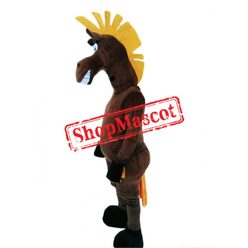 Super Cute Horse Mascot Costume