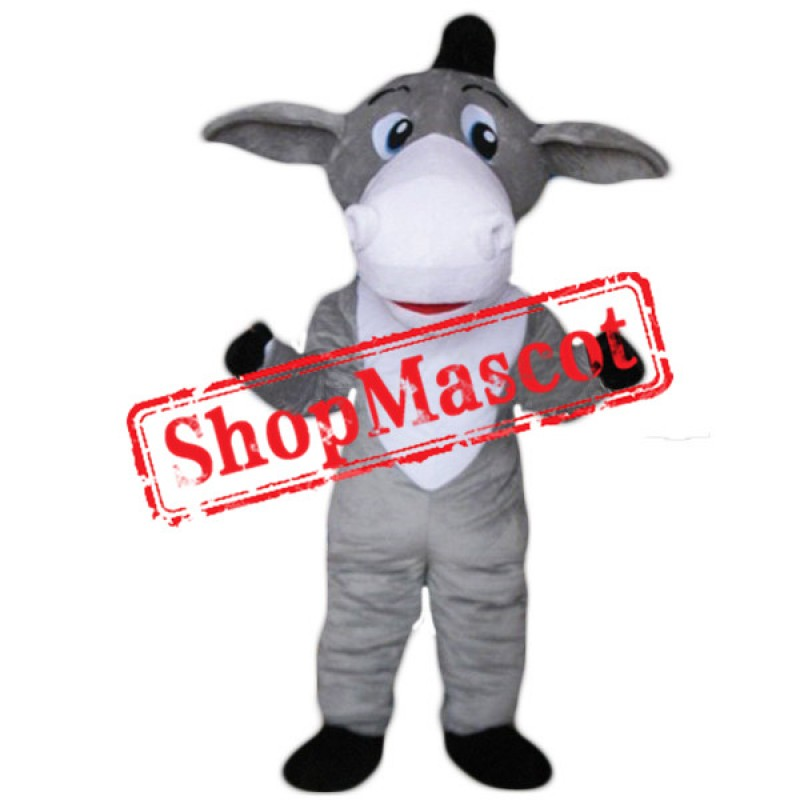 Cheap Donkey Mascot Costume