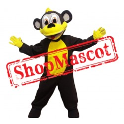 Super Cute Monkey Mascot Costume