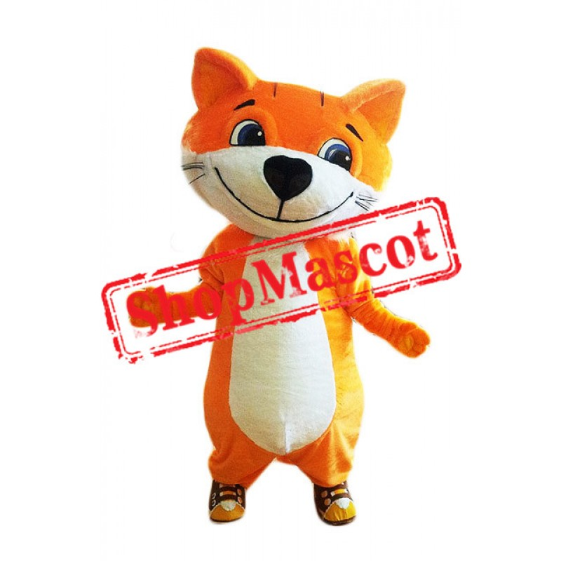 Super Cute Lightweight Cat Mascot Costume