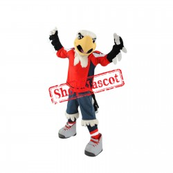 College Sport Eagle Mascot Costume