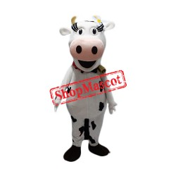 Super Cute Lightweight Cow Mascot Costume
