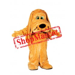High Quality Shar Pei Dog Mascot Costume