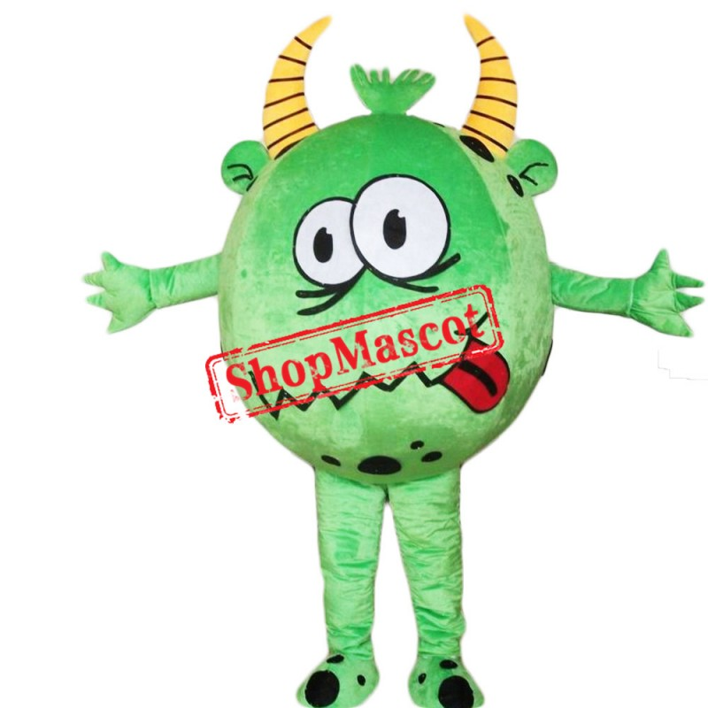 Water Melon Monster Mascot Costume