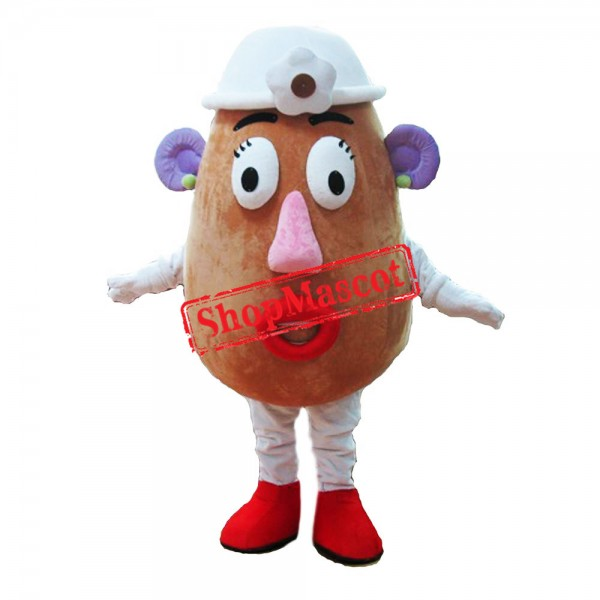 Mr Potato Mascot Costume