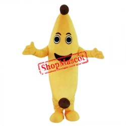 Cheap Banana Mascot Costume