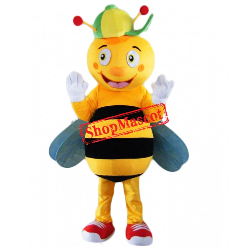 Cheap Friendly Lightweight Bee Mascot Costume