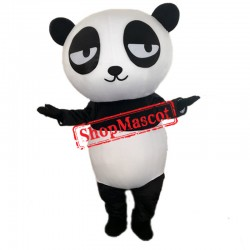 Super Cute Panda Mascot Costume