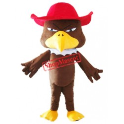 Cheap Pirate Eagle Mascot Costume