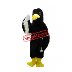 High Quality Black Raven Mascot Costume