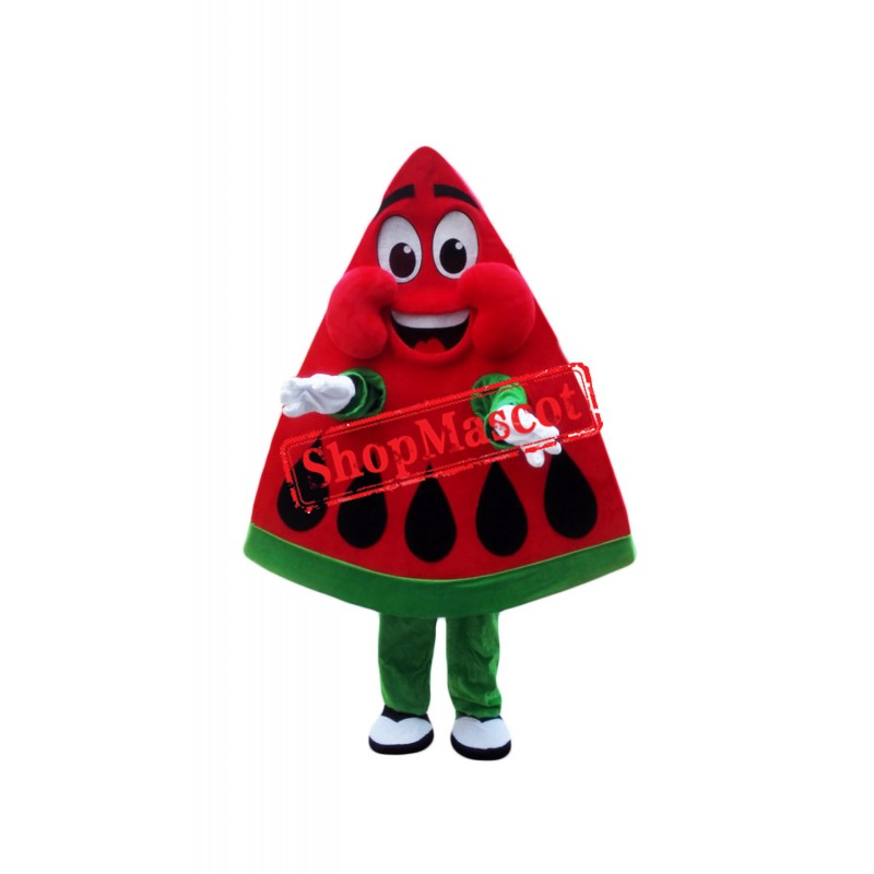 Happy Lightweight Watermelon Mascot Costume