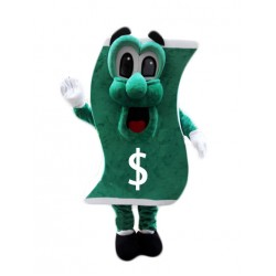 Money Mascot Costume
