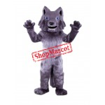 Top Quality Lightweight Wolf Mascot Costume