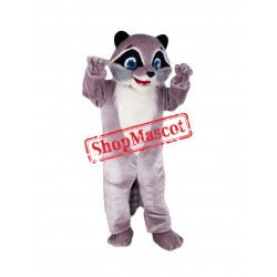 Super Cute Raccoon Mascot Costume