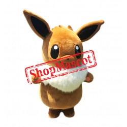 Best Quality Eevee Mascot Costume