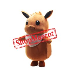 High Quality Eevee Mascot Costume