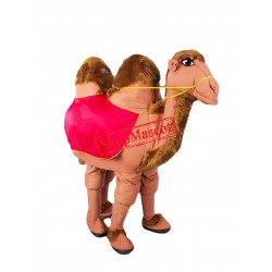 Top Quality Camel Mascot Costume
