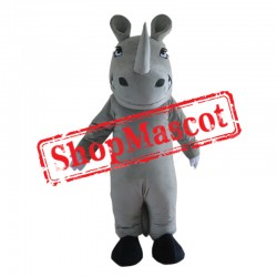 Cheap Rhino Mascot Costume