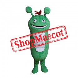Green Bugs Insect Mascot Costume