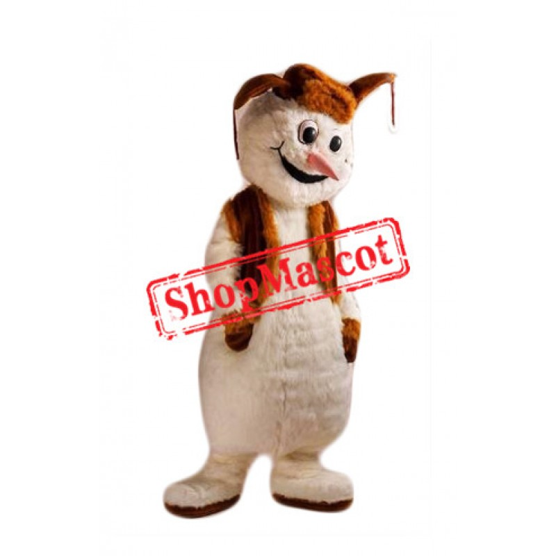 Top Quality Lightweight Snowman Mascot Costume