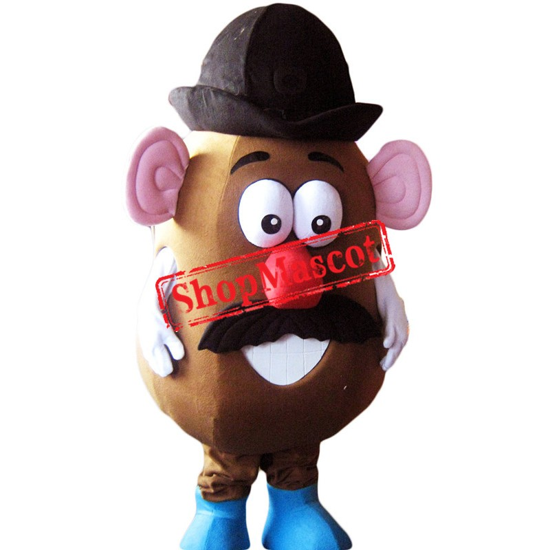 High Quality Mr Potato Mascot Costume