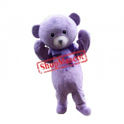 Super Cute Teddy Bear Mascot Costume