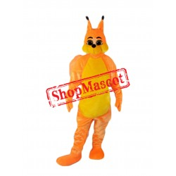 Super Cute Squirrel Mascot Costume