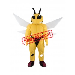 Power Lightweight Honeybee Mascot Costume