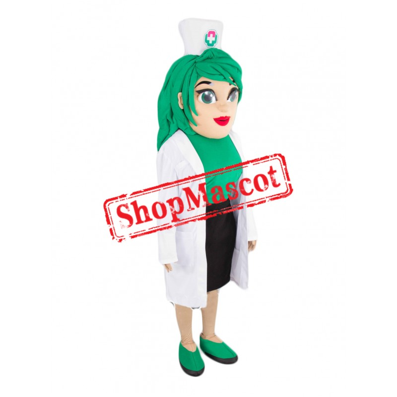 Young Nurses Mascot Costume