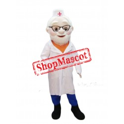 Kindly Lightweight Doctor Mascot Costume