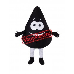 Drop Of Oil Mascot Costume
