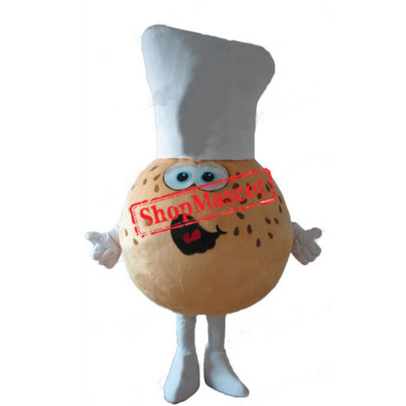 Cheap Bagel Mascot Costume