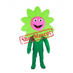 Happy Lightweight Flower Mascot Costume