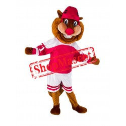 High Quality Sport Beaver Mascot Costume