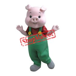 Super Cute Lightweight Pig Mascot Costume