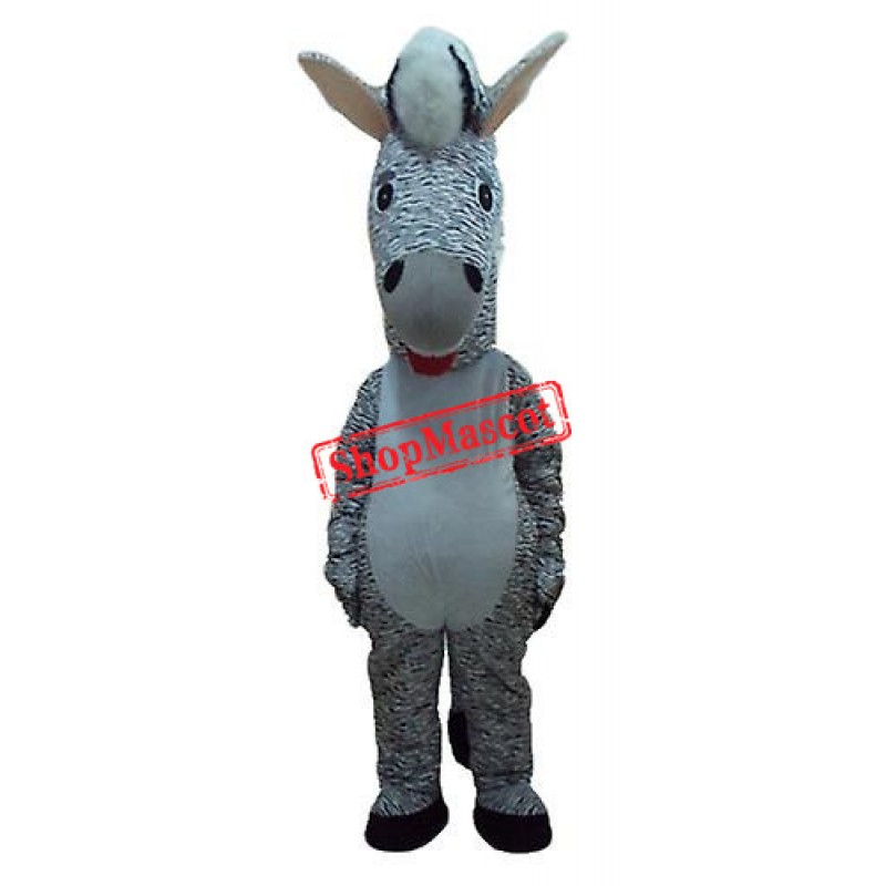 Super Cute Lightweight Zebra Mascot Costume