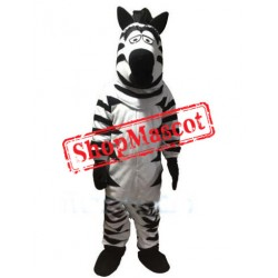 Cheap Funny Zebra Mascot Costume
