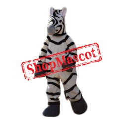 Top Quality Lightweight Zebra Mascot Costume