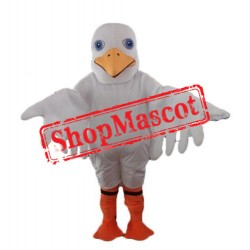 Cheap Seagull Mascot Costume
