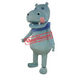 Cheap Hippo Mascot Costume